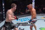 Накануне в Лас-Вегасе состоялось шоу UFC on ESPN 27, в главном бою которого бывший чемпион промоушена в легчайшем весе Ти Джей Диллашоу встретился с Кори Сэндхагеном.