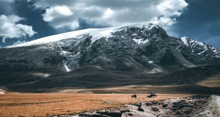 Природа Кыргызстана, снятая во время путешествия по стране трэвел-блогером Николаем Гладковым
