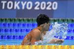 Кыргызстандык суучул Денис Петрашов Олимпиада-2020 мелдешинде 200 метрге брасс ыкмасында сүзүү жарышы учурунда