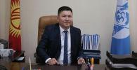 Бишкек шаарынын Октябрь районун акими Мирлан Эшкожоев