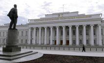 Главное здание Казанского федерального университета. Архивное фото