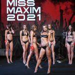 Miss Maxim 2021 сынагынын катышуучулары. Москва шаары