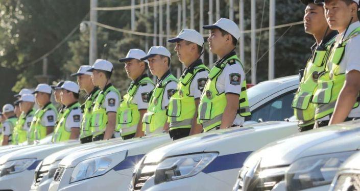 За три дня в Бишкеке на пьяных водителей наложили штрафы на 1 миллион 575 тысяч сомов