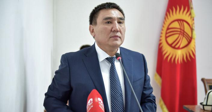 Назначенный исполняющим обязанности мэра Бишкека стал экс-глава Оша Таалайбек Сарыбашов