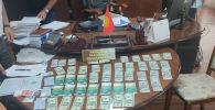 Жаза аткаруу мамлекеттик кызматынын төрагасынын биринчи орун басары Таалайбек Нуралиев коррупцияга шектелип кармалды