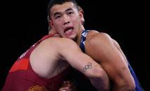 Кыргызстандын балбаны Акжол Махмудов Токио Олимпиадасынын финалык беттешинде