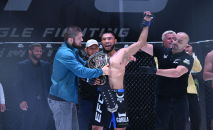Кыргызстанский боец ММА Бусурманкул Абдубаит уулу стал чемпионом EFC