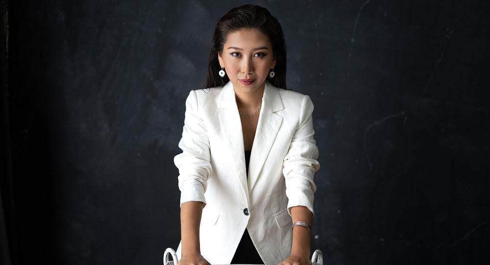 Пресс-секретарь Sputnik Кыргызстан Нуржан Найзабекова