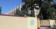 Здание Государственного комитета национальной безопасности (ГКНБ). Архивное фото