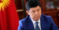 Мурдагы премьер-министр Темир Сариев. Архив