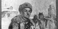 Советтер Союзунун Баатыры Иван Панфилов. Архив