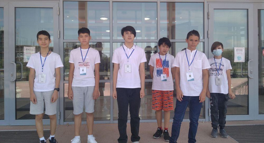 Кыргызстанец Фёдор Корнияш завоевалбронзовую медаль наБалканской математической олимпиаде среди юниоров