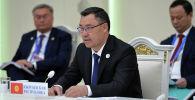 Кыргызстандын президенти Садыр Жапаров Борбор Азия мамлекет башчыларынын консультативдик жолугушуусу учурунда