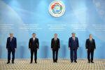 Борбор Азия мамлекеттеринин башчылары Түркмөнстандагы Консультативдик жолугушуу учурунда