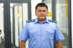 Генералдык прокуратуранын эл аралык укуктук кызматташуу башкармалыгынын башчысынын орун басары Талантбек Мамыров