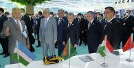 Консультативная встреча глав государств Центральной Азии в Туркменистане