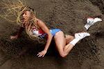Америкалык жеңил атлетчи Тара Дэвис