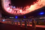 Олимпиаданын салтанаттуу жабылыш аземи