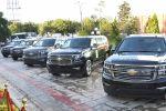 Өзбекстандын президенти Шавкат Мирзиёев Токио Олимпиадасынан медаль алгандарга белек кылган автоунаалар