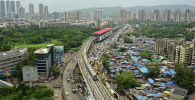 Мумбай шаары, Индия. Архив