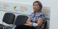 Саламаттык сактоо жана социалдык өнүктүрүү министрлигинин маалымат катчысы Жылдыз Айгерчинова
