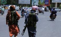 Талибан кыймылынын согушкерлери. Архив