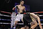 Внук легенды мирового бокса победил соперника в первом же раунде дебютного поединка на профессиональном ринге