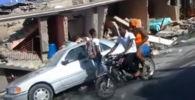 Гаити өлкөсүндө күчү 7,2 баллга жеткен жер титирөө катталып, 300дөн ашуун киши көз жумду. Дагы миңдеген адам жаракат алып, аймактар зыян тартты.