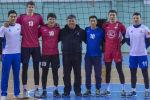 Кыргызстандын волейбол боюнча курама командасы. Архивдик сүрөт