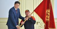 Председатель Кабинета Министров Кыргызской Республики Улукбек Марипов принял команду Паралимпийской сборной Кыргызской Республики.