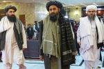 Талибан кыймылынын делегациясы. Архив