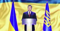 Украинанын мурдагы президенти Виктор Янукович. Архивдик сүрөт