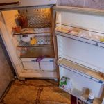 Холодильник в семье таксиста из новостройки Калыс-Ордо