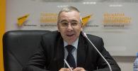 Казахстанский врач-аллерголог, иммунолог Рафаил Розенсон. Архивное фото