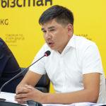 Бакытбек Кемелевич Шералиев — заместитель директора госучреждения Унаа при Министерстве цифрового развития КР