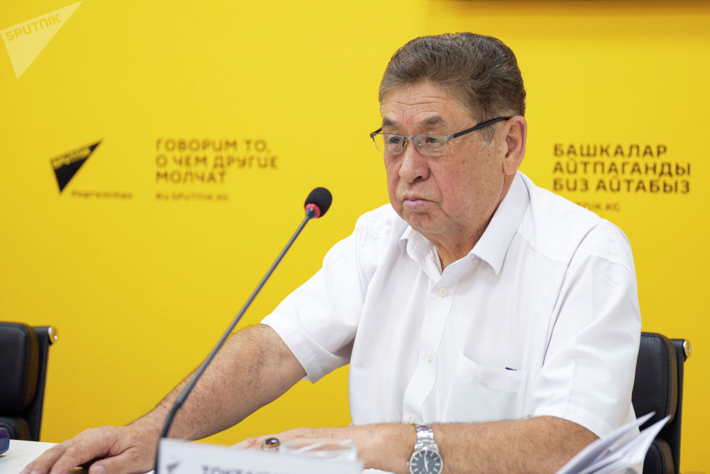 Дюшеналы Сулпукарович Токтакунов — заместитель председателя общественного объединения Союз водителей и транспортных средств Кыргызстана