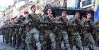 Украина армиясынын жоокерлери. Архив
