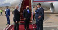 Россия премьер-министри Михаил Мишустиндин Чолпон-Атага келиши