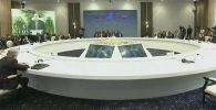 В Чолпон-Ате проходит заседание Евразийского межправительственного совета в расширенном формате. Рассматриваются актуальные вопросы в рамках интеграционного объединения.