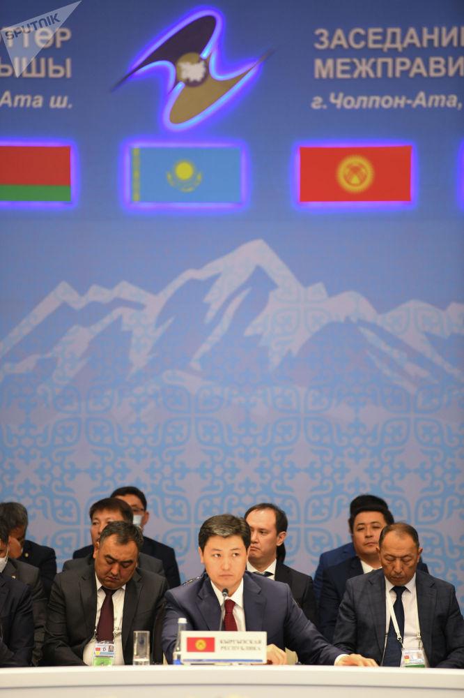 Улукбек Марипов 2022-жылдын жай айында Ысык-Көлдүн жээгинде евразиялык экологиялык жана климаттык форум өткөрүүнү сунуштады. Ал климаттын өзгөрүүсүнө жана жашыл экономика маселесине арналмакчы