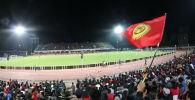 В Кыргызстане с 2 по 7 сентября состоится международный турнир по футболу — Кубок трех наций. Этот товарищеское соревнование проводится впервые в стране.