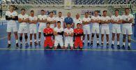 Сборная Кыргызстана по волейболу. Архивное фото