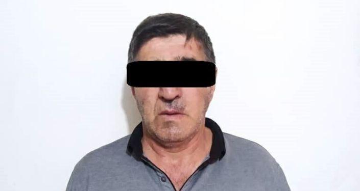 Подозреваемый в убийстве мужчины из-за долгов в Сокулукском районе