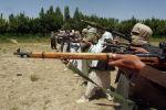Талибан кыймылын согушкерлери. Архив
