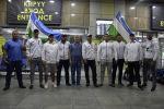 Көк бөрү боюнча президенттин кубогу эл аралык мелдешине катышуу үчүн Өзбекстандын курама командасы келди