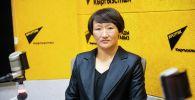 Токио Олимпиадасынын күмүш байге ээси, дүйнө чемпиону Айсулуу Тыныбекова