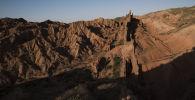 Каньон Сказка в Иссык-Кульской области. Архивное фото