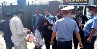 Ысык-Көлдүн милициясы пакистандык жарандарга түшүндүрүү иштери учурунда