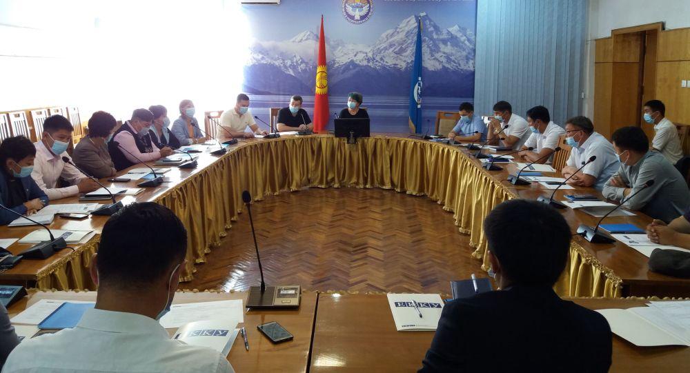 Экспертная рабочая группа секретариата Совета безопасности