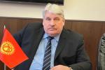 Бывший гендиректор Кыргыз темир жолу Василий Дашков. Архивное фото